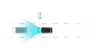 Automatisk nødbremse med fodgænger- og cyklistgenkendelse (FCA)