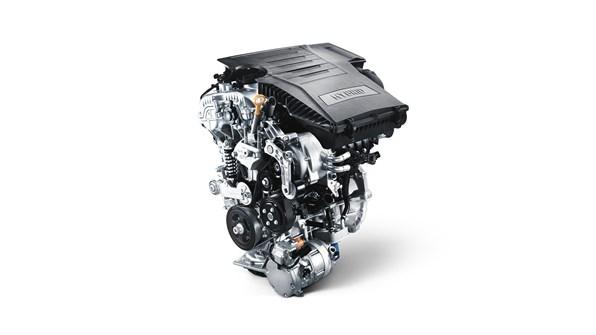 1.6-liters GDi-benzinmotor