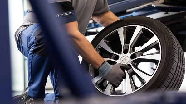 Montering af dine hjul