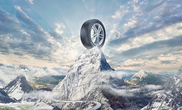Skarpe priser på vinterdæk fra Bridgestone