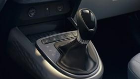 Ny gearkasse og motor