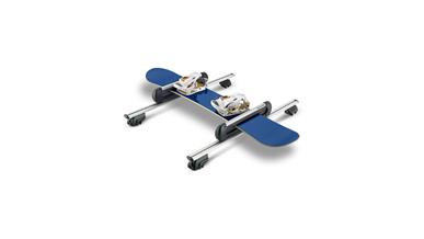 Hyundai ski- og snowboardholder