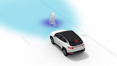 Udvidet automatisk nødbremse med fodgænger- og cyklistgenkendelse (FCA)