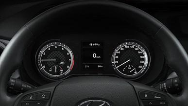 3,5'' LCD-display