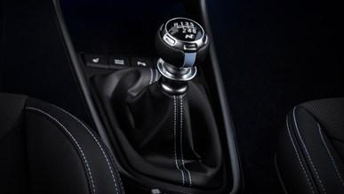 N-gearknop
