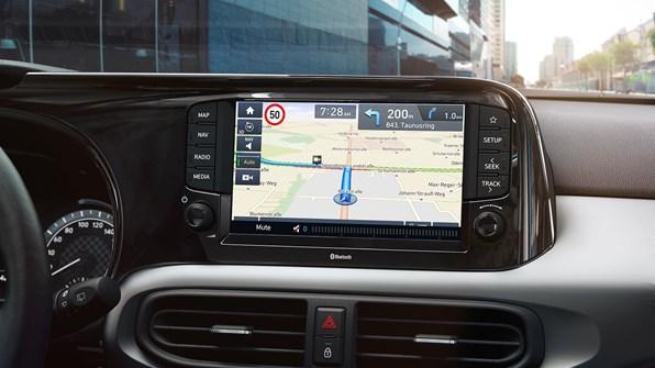 Få opdateret bilens GPS