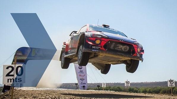 Motorsport er vejen frem