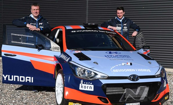 Hyundai Rally Team Danmark