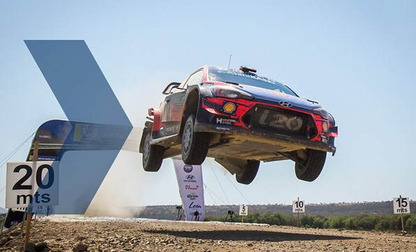 World Rally Championship (WRC)