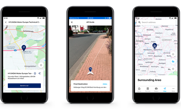 Bluelink Maps 1