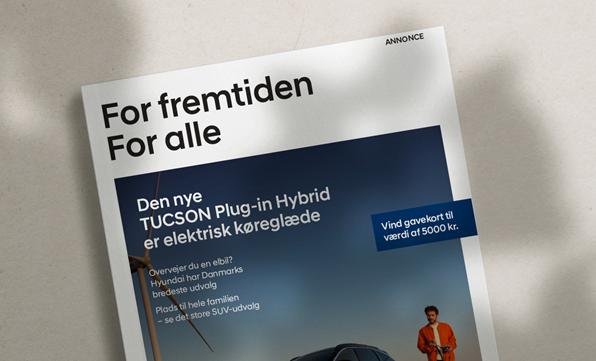 Se den nye tilbudsavis fra Hyundai